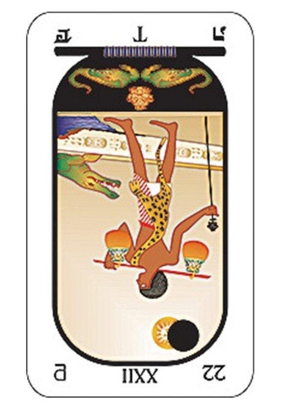 Brotherhood of Light Egyptian Tarot - the Spiritualist