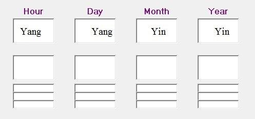 Yin within Yang AND Yang within Yin